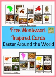 Montessori Printables | Montessori Nature