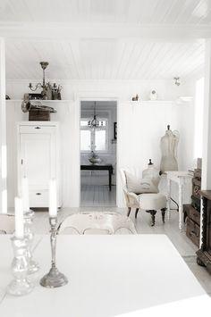 White Interior Decor la mia casa ideale | indoors | pinterest | floors