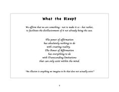 Chapter 9 - What the Bleep? | 108 Thoughts