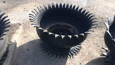 Tire Flower Pot                                                       …