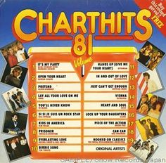 Chart Hits 81 Volume 1 by Various: Amazon.co.uk: Music
