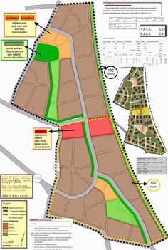 urban and regional planning, Istanbul Technical University Faculty of Architecture, Department of City and Regional Planning, Spring Semester PROJECT IV / Edirne-Development Area Bubble Diagram Architecture, Istanbul, Architectural Floor Plans, Urban Design Plan, Cafe Concept, Urban Analysis, Landscape Architecture Design, Poster Design Inspiration, Site Plans