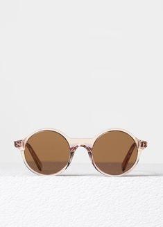 Thin Jane Sunglasses in Acetate - Céline