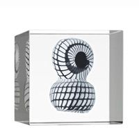 Iittala - Annual Glass Cube 2012 Ltd Ed