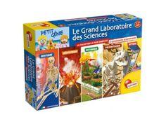 Petit génie - Le grand laboratoires des sciences