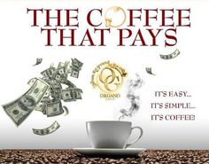 the business of the moment with organo gold #Ganoderma #OrganoGold