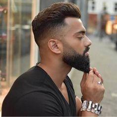 Beard Styles 332140541253094677 - dapper haircut, dapper haircuts for men, men hairstyles names Source by latesthairstylepedia Dapper Haircut, Beard Haircut, Haircut Short, Mens Fade Haircut, Haircut Styles, Short Hair Long Beard, Fury Haircut, Medium Fade Haircut, Men Haircut 2018