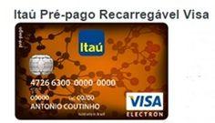 Itaú Pré-Pago Recarregável Visa