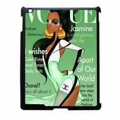 Jasmine Vogue Magazine iPad 4 Case