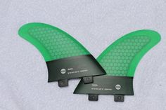 "Edgecore Mark Richards-MR-twin fin 5.5"" in both single/double tab base just $59 same day shipping"
