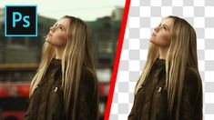 Removing a background in photoshop
