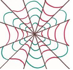 Art en Art and Pixel Art, Monochromatic Art, Art Optical, Optical Illusions, 6th Grade Art, Principles Of Art, Illusion Art, Art Rules, Collaborative Art
