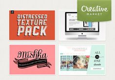 Creative Market: resources for designers   How About Orange