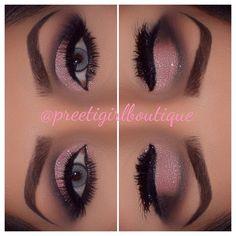 Naked 3 Pink Eyes ♥