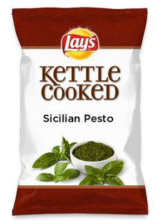 Wouldn't Sicilian Pesto with pesto, sun dried tomato, and pepper be yummy as a chip? Vote for this one! https://www.dousaflavor.com