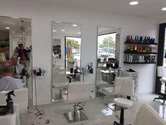 Les 84 Meilleures Images De Déco Salon De Coiffure En 2019 Hair