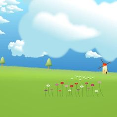 Green Background Video, Kids Background, Cartoon Background, Animation Background, Moving Backgrounds, Photo Backgrounds, Green Backgrounds, Powerpoint Background Design, Background Design Vector