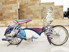 Html All About Lowrider Bikes
