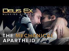 Corto de SciFY: Deus Ex: Mankind Divided – The Mechanical Apartheid - Mexgeekeando
