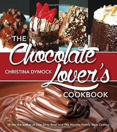 11/20/2016 -- The Chocolate Lover's Cookbook', only $11.36 on Amazon!