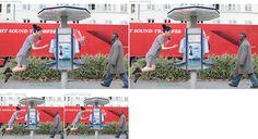 yowayowa camera woman's levitating self-portraits
