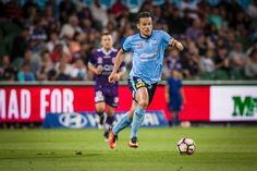 Another game, another 3 points for #SydneyFC. #PERvSYD #ALeague
