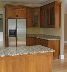 66 Best Hickory Cabinets And Images Kitchen Remodeling Kitchen