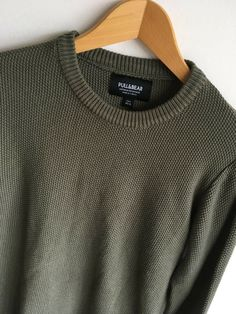 d25fbec5 PULL & BEAR MENS S SMALL 36-38 DESIGNER KNITTED JUMPER SWEATER #fashion # clothing #shoes #accessories #mensclothing #sweaters (ebay link)