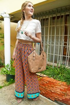 Cute and Comfy Boho Chic Outfit