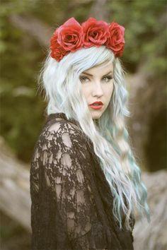 Pretty grunge hair, Indie Punk Goddess