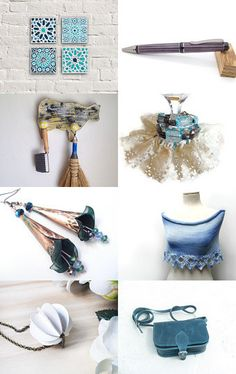 ♥♥☚March trends.....SOTW ☛♥♥ by Cinzia Silveri on Etsy--Pinned with TreasuryPin.com