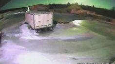 Brilliant Fireball Over Canada Sparks Meteorite Hunt (Video)