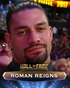Highlights of The Emperor Roman Reigns 👑 ❤️ yesterday with the international media and at the Ceremony of the night Hall of Fame ⭐️✨ Wwe Superstar Roman Reigns, Wwe Roman Reigns, Roman Reings, Wwe Couples, Deep Set Eyes, My Champion, Wwe World, Thing 1, Total Divas