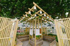 Wayward Plants - Queen's Walk Window Gardens