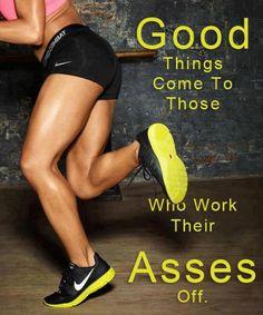 Work for it, ladies!