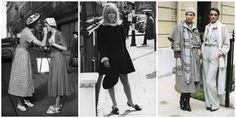Let's embark on a 100-year street stylejourney, shall we?