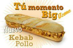 Kebab Pollo Ozone