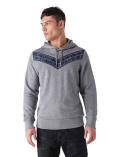 Diesel Mens Indivy hoodie sweatshirt NWT. UP TO 70% off