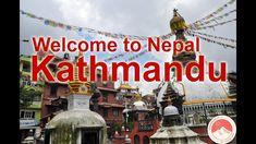 Welcome to Nepal - Kathmandu GoPro Travel Video Gopro, Nepal Kathmandu, Mount Everest, Travel Videos, Welcome, Youtube, Travel Scrapbook, Travel, Youtubers