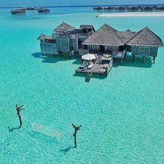 Omgoodness would love to go here! Gili Lankanfushi, Maldives 🏝 Photo by @gili.lankanfushi . . . #travel #traveling #travelling #travelphotography #nature #naturelovers #naturephotography #vacation #vacations #vacationtime #visiting #trip #holiday #holidays #tourism #tourist #instatravel #instatraveling #instagood #instadaily #instalike #photooftheday #picoftheday #bestoftheday #follow #followme #kik #island #ocean #beach