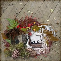 Created using  Snickerdoodle Designs' Woodland Winter Collection  available from  http://www.digitalscrapbookingstudio.com/store/index.php?main_page=product_info&products_id=33089