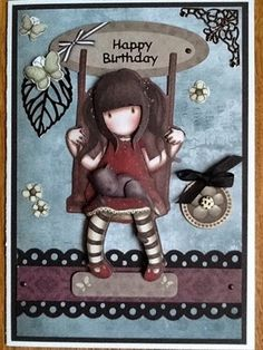 Gorjuss by SoSpecial Cards