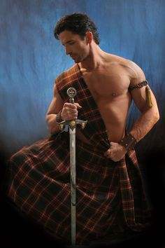 Love romantic novels with Hero men in kilts... Think I was a Scot in another Life ;-) that would explain my fascination with men in kilts !