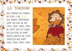 Tardor Conte, Fall Crafts, Valencia, Halloween, Comics, Disney Characters, School, Craft, Autumn Activities