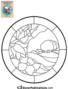★ Stained Glass Patterns for FREE ★ glass pattern 133 ★ Stained Glass Flowers, Faux Stained Glass, Stained Glass Panels, Leaded Glass, Stained Glass Patterns Free, Stained Glass Designs, Stained Glass Projects, Star Quilt Patterns, Mosaic Patterns