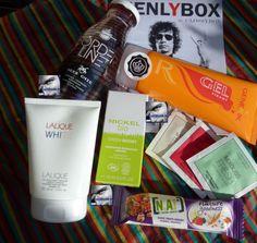 idée cadeau homme : coffret soin hommes Glossybox 17€