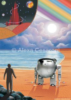 The beach robot
