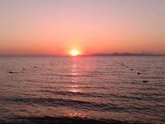 Alimos sunset