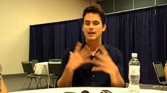 WonderCon 2013: Interview w/ Superman Unbound's Matt Bomer