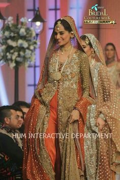 Bridal Dresses 2015 | New Bridal Wear Collection By Power House Fashion At TBCW